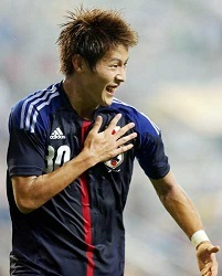 柿谷曜一朗 日本代表 背番号